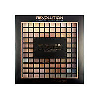 Палитра теней для век Makeup Revolution Ultimate Iconic Eyeshadow Collection - 144 цвета