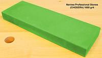 Абразивный точильный камень для заточки NANIWA Professional 1000 grit(210x70x20 мм), фото 1