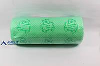 """Нагрудные салфетки для детей, 45х32, """"мишка"""" (Thienel Dental), 250 шт./рулон, фото 1"""