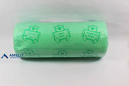 """Нагрудные салфетки для детей, 45х32, """"мишка"""" (Thienel Dental), 250 шт./рулон"""