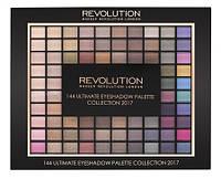 Палитра теней для век Makeup Revolution Ultimate Eyeshadow Collection 2017- 144 цвета
