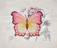Схема для вышивки бисером Т-0798 Бабочка
