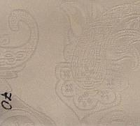 Рулонная штора Барокко (430х1600).70. Беж.