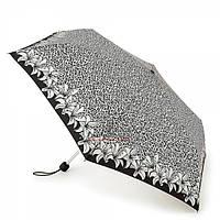 Женский зонт Fulton Superslim-2 - L553 - Lily Leopard (Лилии)