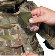 Крепеж для знаков различия к Osprey MKIV MTP. НОВЫЙ. Великобритания, оригинал