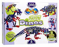 Конструктор ZOOB GLOW Dino (14004)