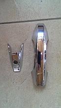 Хром накладки на ручки Honda CRV 2006-2010