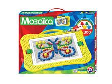 Мозаїка для Малюків 7 ТехноК логіка 300 елементів