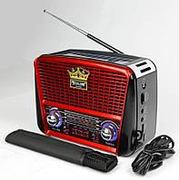 Радиоприемник колонка 455 Solar