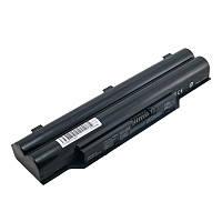 Аккумулятор для ноутбука Fujitsu LifeBook (FPCBP250), Extradigital, 5200 mAh, 10.8 V (BNF3965)