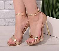 Босоножки на высоком каблуке Casadei, фото 1