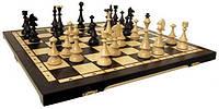 Шахматы Gniadek VENUS король 108 мм (1090) Коричневые