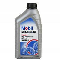 Трансмиссионное масло Mobil HD 80w90 GL-5 1л