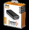 Портативное зарядное устройство Trust Primo 5200 Black (внешняя зарядка для телефона), фото 4