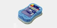 Губка банная фигурная с массажним слоем «Tonik»  Love & CLEAN