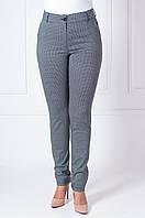 Женские брюки Биата черного цвета