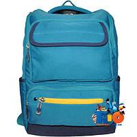 Стильный рюкзакDubyao S37#, водонепроницаемый , для детей и молодежи (в 1 цвете) . (мин.заказ -1 ед.)