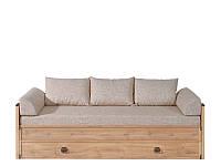 Диван-кровать BRW Indiana JLOZ 80/160