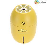 Увлажнитель воздуха мини Лимон Mini Humidifier Limon