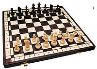 Шахматы Gniadek MARS король 92 мм (110801) Черные