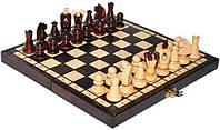 Шахматы Madon SMALL KINGS король 60 мм (3113) Коричневые