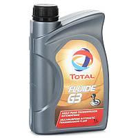 TOTAL Fluide G3 D-3 - жидкость для автоматических коробок передач и гидравлических систем - 1 литр