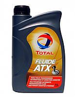 TOTAL Fluide ATX - масло для автоматических коробок передач - 1литр