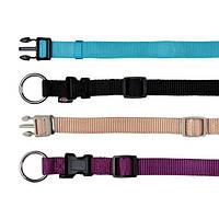 Ошейник Trixie Premium Collar для собак нейлоновый, 22-35 см, фото 1