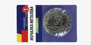 Мочалка металлическая Love & CLEAN 3шт (картон)