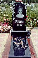 Детский памятник гранитный на могилу