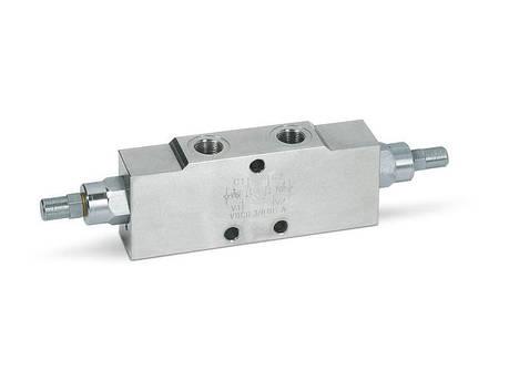 "Overcenter - тормозной (подпорный) клапан (95 л/мин, G 3/4""), фото 2"