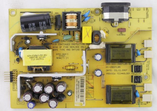 Плата питания PI-190DTLB5 200-003-190DTLB-BH для Lenovo D223W D216W Proview 900W KPI31837 - KpiServiceSumy в Сумах