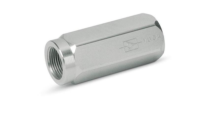 """Обратный клапан VU 1/4"""" ±0,4/0,7 BAR"""