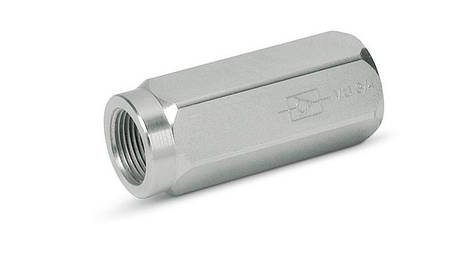 """Обратный клапан VU 3/8"""" ±0,4/0,7 BAR, фото 2"""