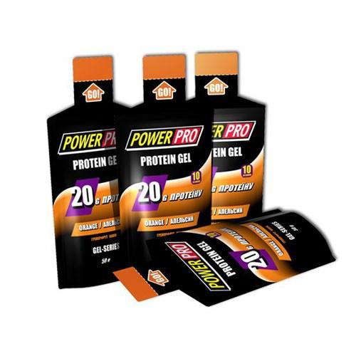 Protein Gel Power Pro 50 г