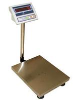 Товарные электронные весы ВПЕ-Центровес-608-300-В  до 300 кг; точность 50 г