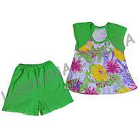 Летняя пижама Балерина на рост 86-92 см - Кулир