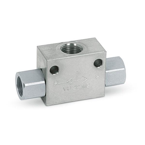 """Клапан типа """"ИЛИ"""" - G 3/8, 45 л/мин"""