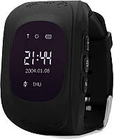 Смарт-часы UWatch Q50 Kid smart watch Black
