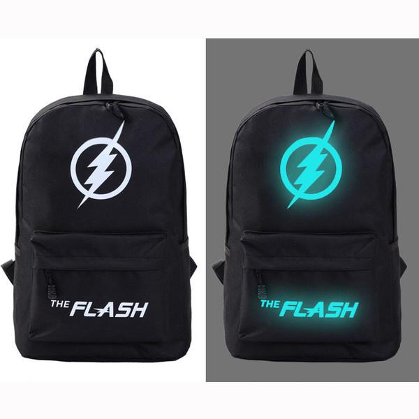"""Рюкзак молодежный светящийся  """"The flash"""""""
