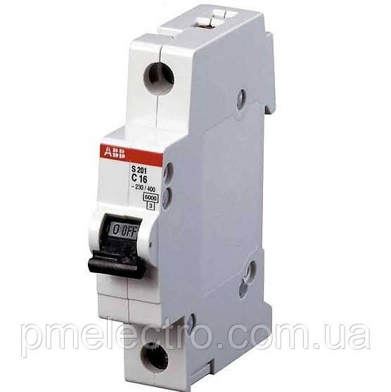 Автоматический выключатель SH201-В25