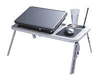 Cтолик для ноутбука, подставка для ноутбука - E-Table