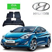 Автоковрики EVA для Hyundai Elantra