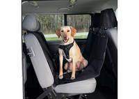 TRIXIE Чехол на задние сидения для собак, полиэстер-хлопок, 1,45м