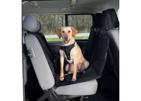 Чехол на задние сидения для собак TRIXIE, полиэстер-хлопок, 1,45 м, фото 2
