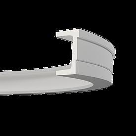 Архітрав гнучкий Європласт 1.26.001F (131x83)мм