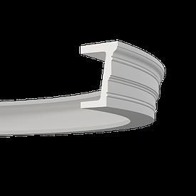 Архітрав гнучкий Європласт 1.26.003 F (132x91)мм
