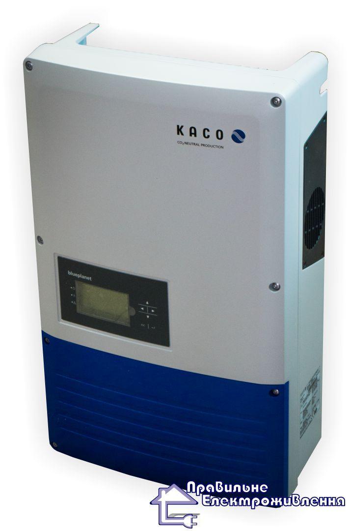 Мережевий інвертор Kaco blueplanet 5.0 TL1 M2 (НІМЕЧЧИНА 5 кВт; 220 В)