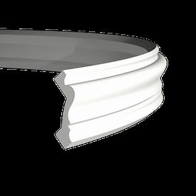 Карниз гнучкий Європласт 1.50.100 F (64x55)мм