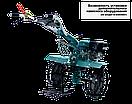 Мотоблок бензиновый KS 7HP-1050SG (7 л.с.), фото 4